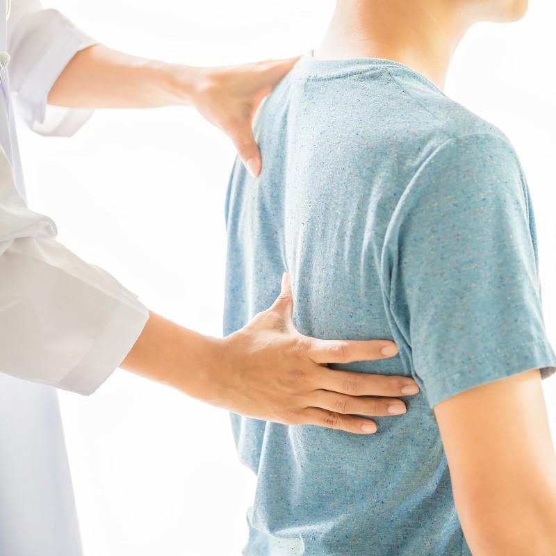 Лечение боли в спине Leczenie bolu plecow 2
