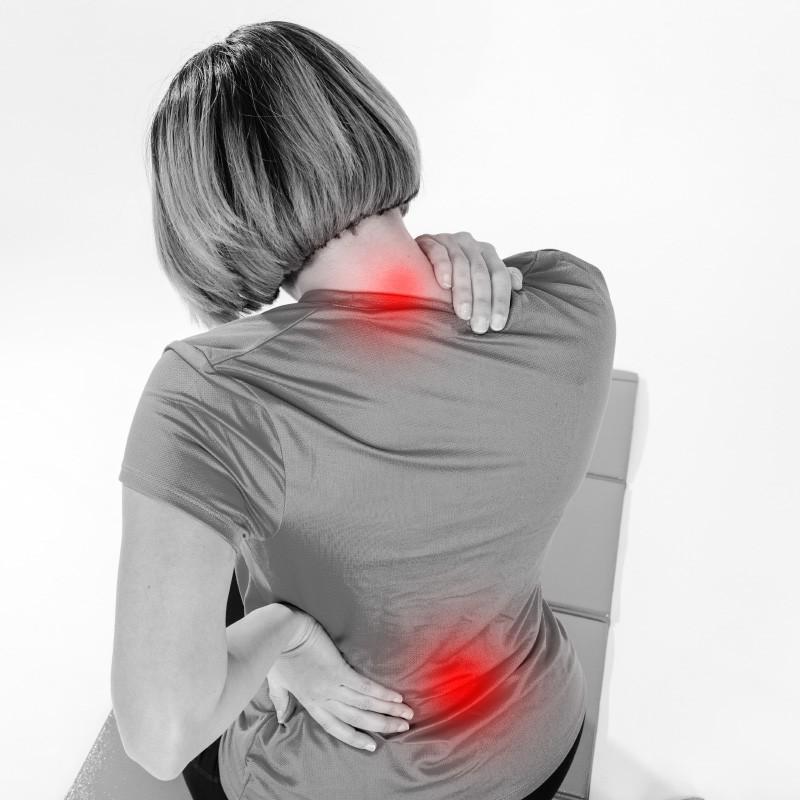 Лечение боли в спине Leczenie bolu plecow