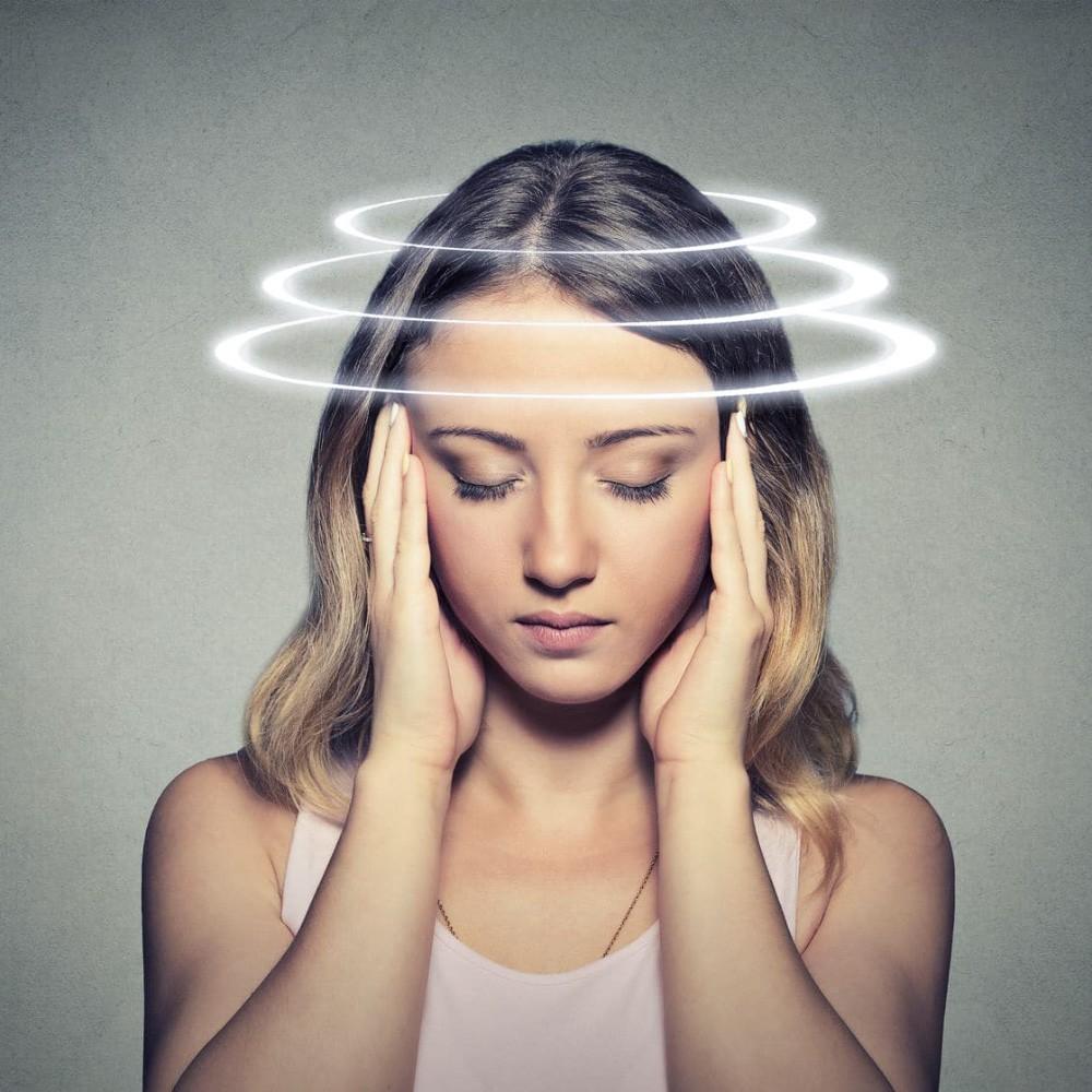 Лечение Головокружения Leczenie zawroty glowy